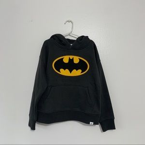 Gap Batman Graphic Hoodie Size S (6-7)